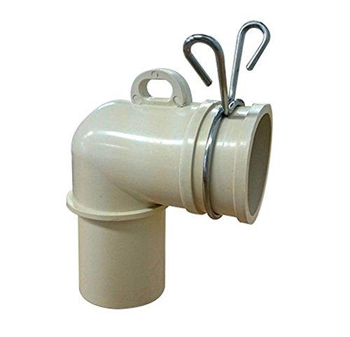 フローバル 洗濯機用 排水ホースエルボ PWS-FES