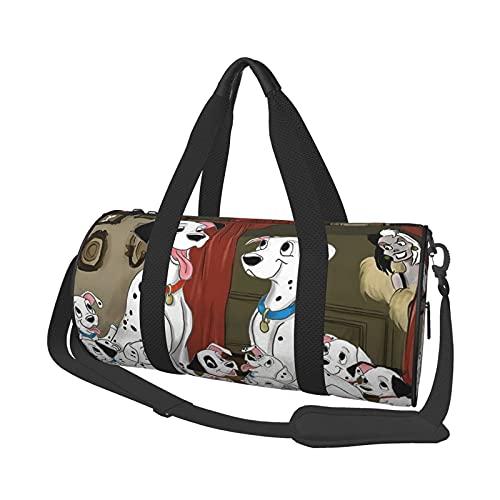 Bolsa de viaje de dibujos animados Folle Gym Bag Bolsas de viaje, para deportes militares, camping, actividades al aire libre, bolsa de mano, juegos de 40 x 22 cm