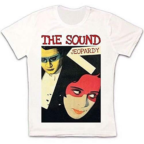 The Sound Jeopardy Punk Rock Retro Vintage Hipster T Shirt 1846
