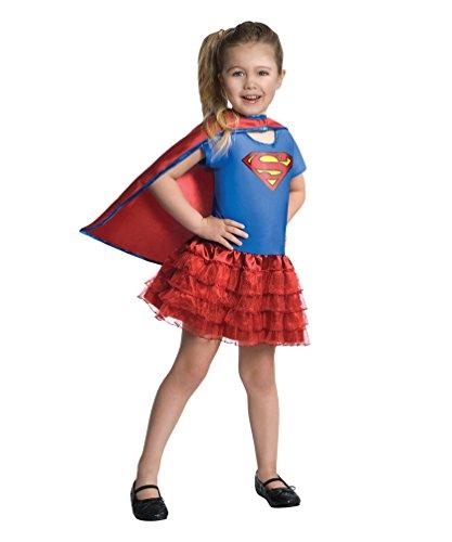 Disfraz de Supergirl para carnaval, talla 104