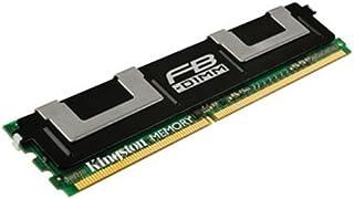 Kingston 4 GB Kit (2 x 2 GB) 667MHz DDR2 Fully Buffered Server Memory KTD-WS667/4G