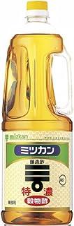 ミツカン 特濃酢 1.8L