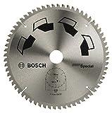 Bosch 2609256895 - Lama speciale per sega circolare, Ø 235 mm, 64 denti