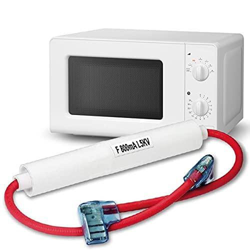 MovilCom® - Fusible microondas 800mA / 5kv - Fusible alta tensión microondas 5kv 0,8A