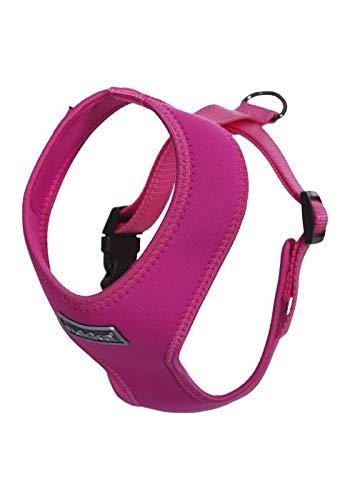 Rukka Pets Mini-Hundegeschirr, Hot Pink, Größe M