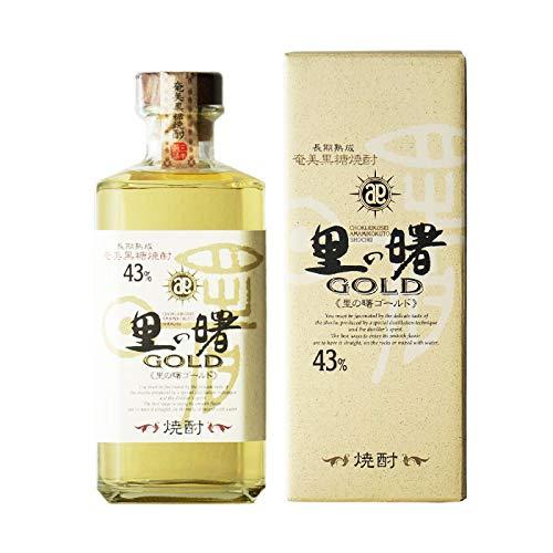 里の曙 GOLD 黒糖焼酎 43度 720ml