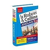 Robert et Collins poche + Anglais