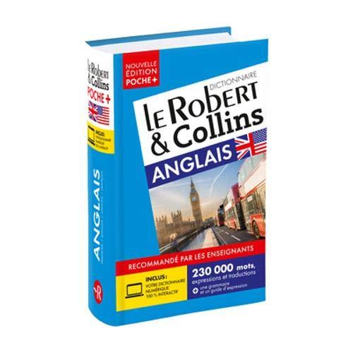 Le Robert & Collins poche+ Anglais