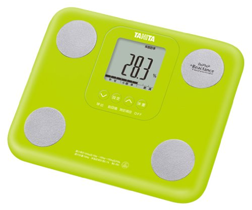 TANITA BC-751-GR InnerScan Body Composition Diet Monitor