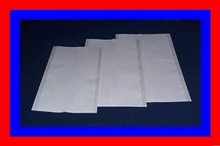 30 Brodart Fold-On Archival Book Jacket Covers - Popular Pack - Clear, Mylar, Adjustable