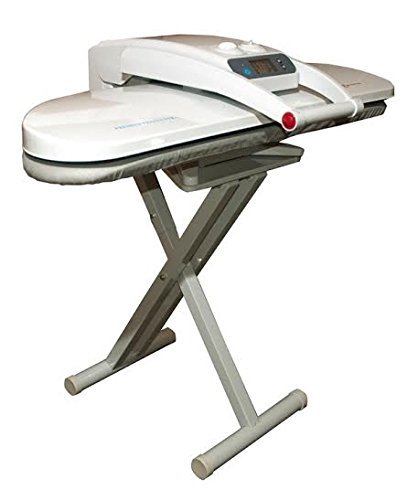 Speedy Press Extra Large Digital Ironing Steam Press with Stand, Including Extra...