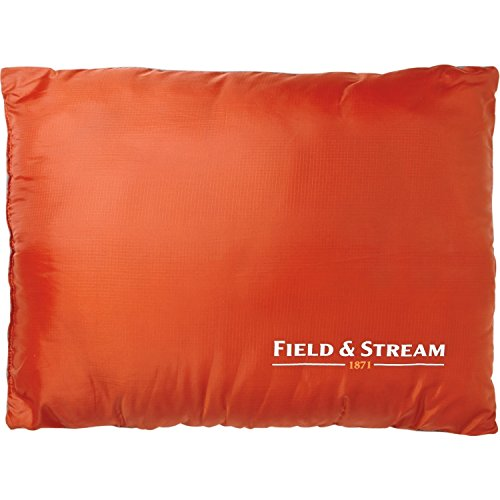 Field & Stream Camp Pillow (Russet Orange)