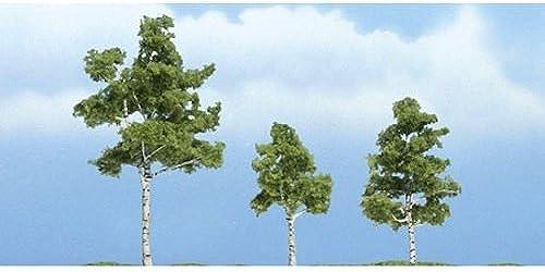 Para tu estilo de juego a los precios más baratos. Woodland ScenicsWS 1605 Premium Paper Paper Paper Birches - 3 by Woodland Scenics  nuevo sádico