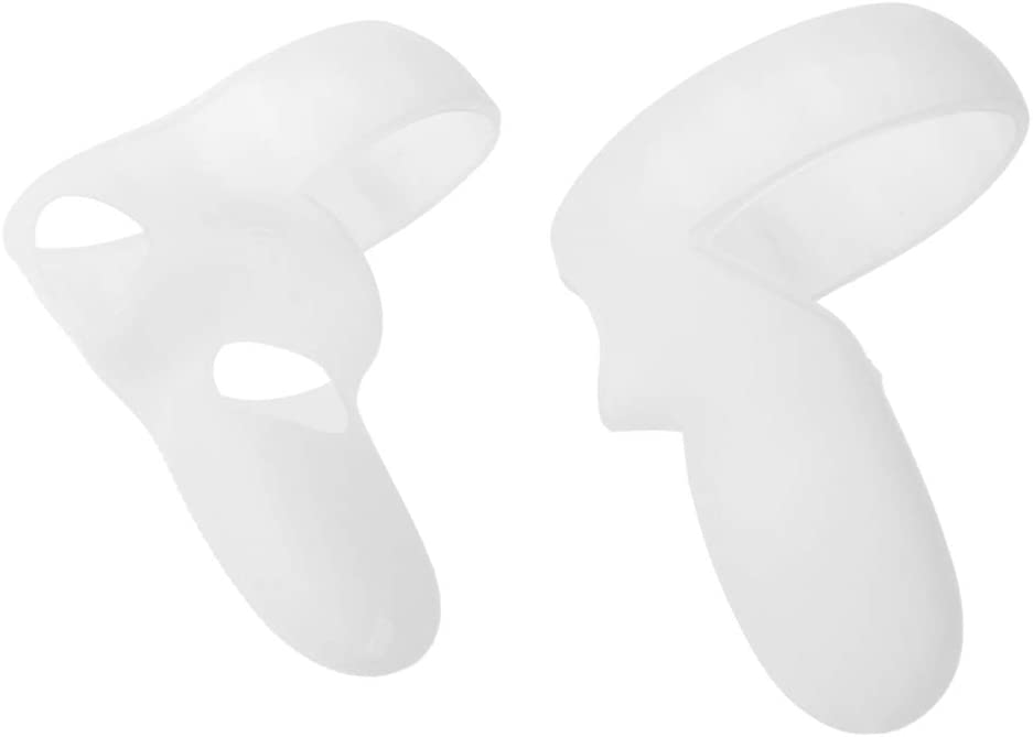 Jilin for Oculus Quest 2 VR Silicone Cover Controller Protective Sleeve Handle Covers