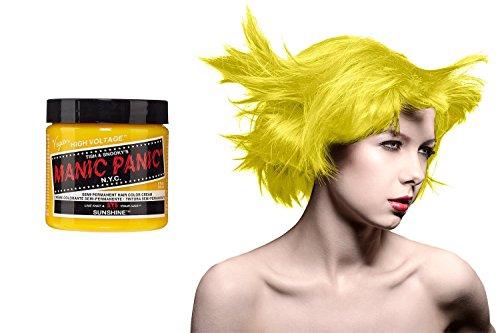 Manic Panic Semi-Permanent Color Cream Sunshine by TISH & SNOOKY'S NYC,INC./MANICPANIC