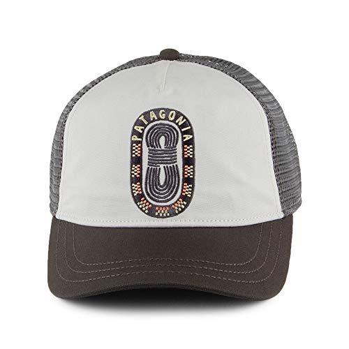 Patagonia Ws Paper Peaks Badge Layback Trucker Hat Gorra, Mujer ...
