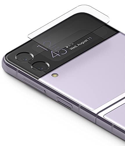Ringke Cover Display Glass Compatible con Protector Pantalla Samsung Galaxy Z Flip...