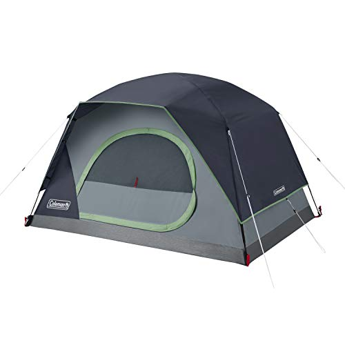 Coleman Camping Tent | Skydome Tent, Blue, 2 Person