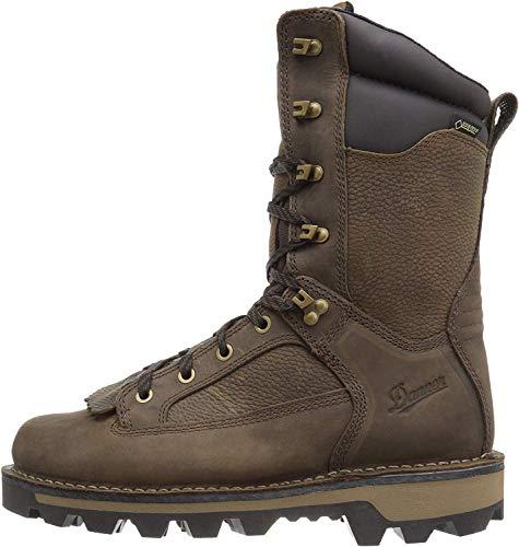 Danner mens Powderhorn Insulated 400g Hunting Shoes, Brown - Full Grain, 9 US