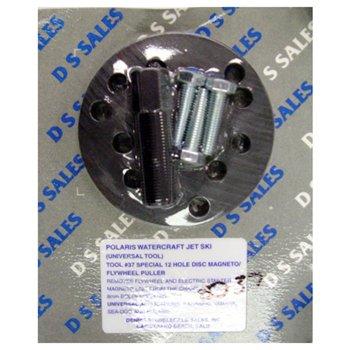 Marine Pro Puller, Flywheel Universal