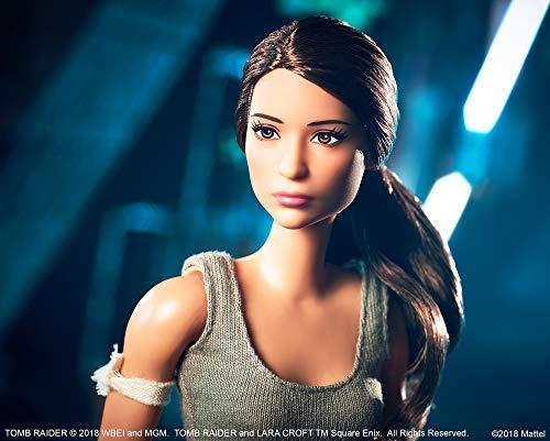 Barbie Tomb Raider Lara Croft FJH53 - 2
