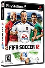 NEW FIFA Soccer 12 PS2 (Videogame Software)