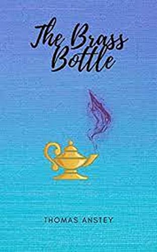 The Brass Bottle Illustrated (English Edition)