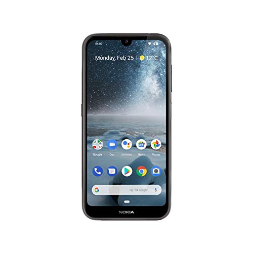 "Nokia 4.2- Smartphone de 5,71"" (Qualcomm Snapdragon 439, 3 GB de RAM, 32 GB de Memoria Interna, cámara de 13+2 MP, Android One 9 Pie, Color Negro"