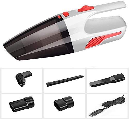 Auto draadloze Stofzuiger Handheld Wireless Charging Stofzuiger Portable Huishouden, Fruit Confetti Pet Hair 12V 120W, zhihao