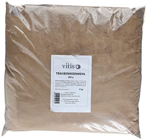 5 kg Traubenkernmehl, Vitis Vital® (Made in Germany)