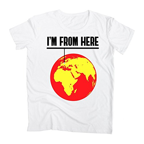 graphke Im from Here Germany Ich komme aus Deutschland Womens T-Shirt