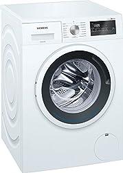 Siemens iQ300 WM14N121 Waschmaschine / 7,00 kg / A+++ / 157 kWh / 1.400 U/min / Schnellwaschprogramm / Nachlegefunktion / Hygiene Programm