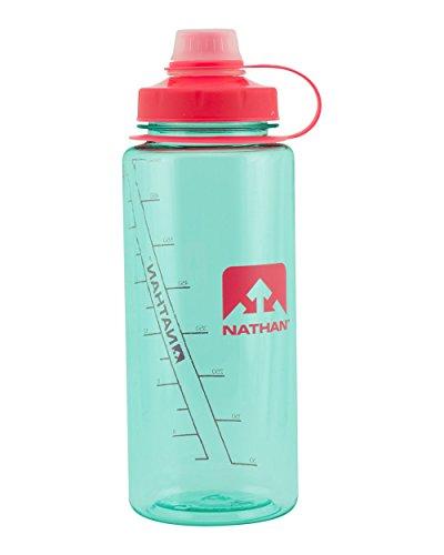 Nathan Unisex Outdoor Little Shot Wasserflasche in Blaulicht – 750 ml
