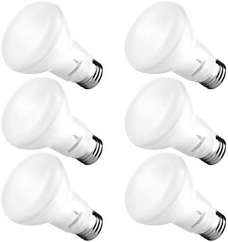 Hyperikon BR20 LED Bulb Dimmable 7 5W 50W Wide Flood Light CRI 90 E26 Base UL Energy Star Warm product image