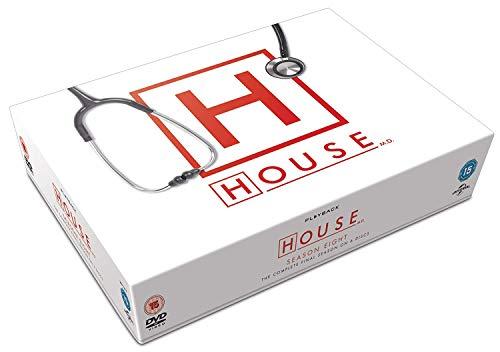 House M.D. - Season 8 (Premium Edition) [Edizione: Regno Unito]...