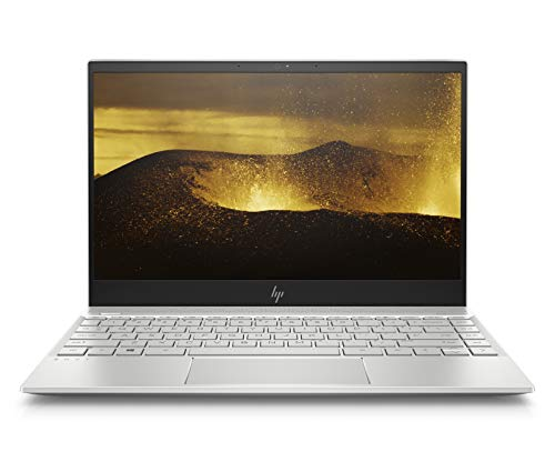 HP ENVY 13-ah1002ng 33,7 cm (13,3 Zoll Full HD IPS) Laptop (Intel Core i7-8565U, 8GB LPDDR3, 256GB SSD, Intel UHD Graphics, Windows 10 Home) silber