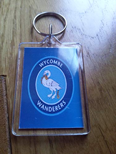 Wycombe Wanderers FC Football Key Ring