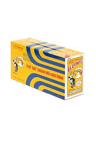 AR.PA | Lievito Vanigliato Elefante 15g | Lievito Per Dolci Elefante Espositore 50 Buste 15g