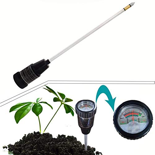 Affordable AGFXN - Bar Stools Soil PH Moisture Meter Tester, Hydroponics Analyzer Long Water Quality...