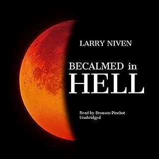 Becalmed in Hell audiobook cover art