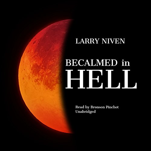 Becalmed in Hell audiobook cover art
