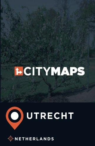 City Maps Utrecht Netherlands