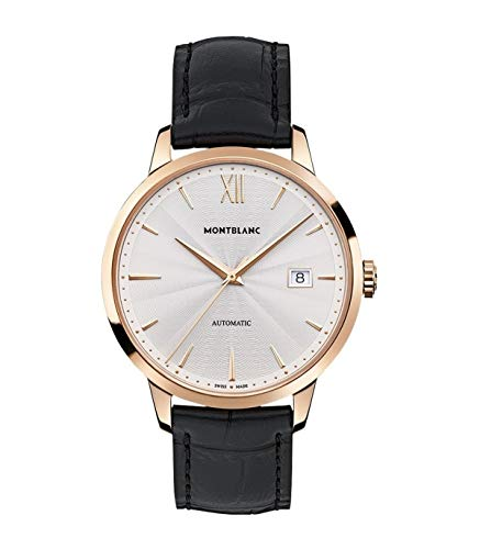 MONTBLANC OROLOGIO HERITAGE SPIRIT DATE AUTOMATICO RED GOLD 113705