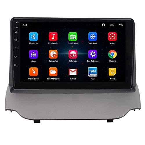 MALY Radio Stereo Auto È Adatto per Ford Ecosport 2013-2017 Navigatore GPS Schermo Android Grande Retromarcia Lettore Video Multimediale