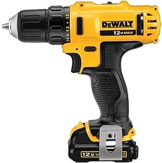 DeWalt Compact Drill Driver Kit - DCD710C2-B5