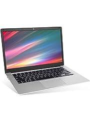 13.3 Inch Laptop (Windows 10 OS ,Intel Celeron J3455 Quad Core 64 bit , 6GB DDR3 RAM , 128GB SSD Storage,Dual Band WiFi ,10000Mah Battery ,HD Webcam )