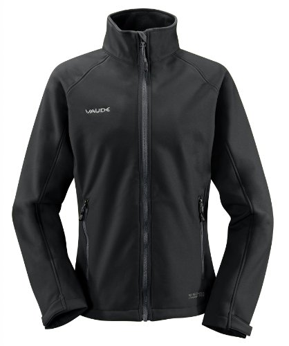 VAUDE Damen Jacke Women's Cyclone Jacket II, black, 44, 06675_010