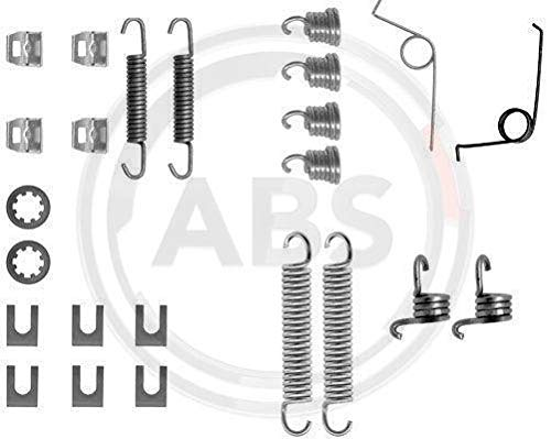 ABS All Brake Systems 2859-S Tamburo Freno