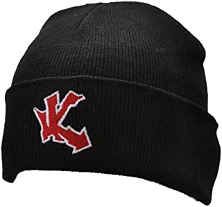 Underground Kulture UK Black Beanie Winter Ski Woolly hat