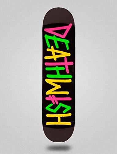 Deathwish Skateboard Skateboard Deathspray Multy 7.8